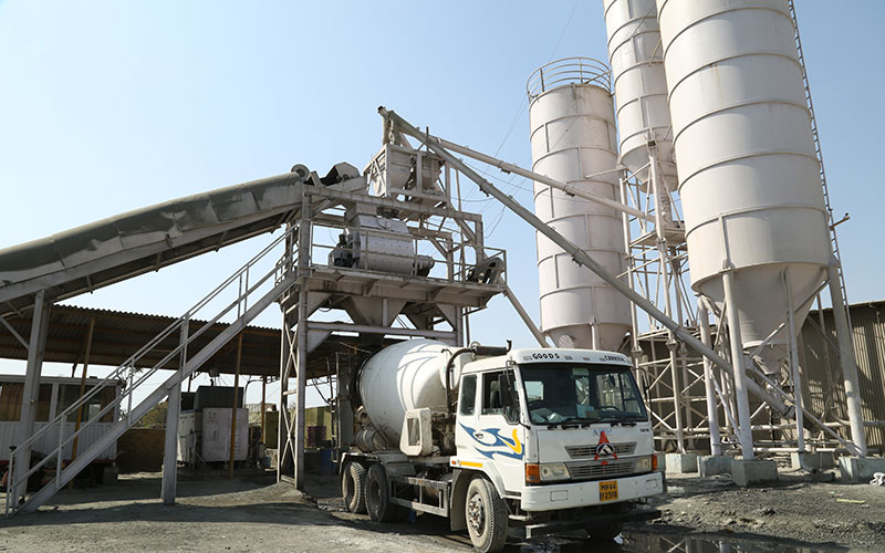 readymix cement concrete